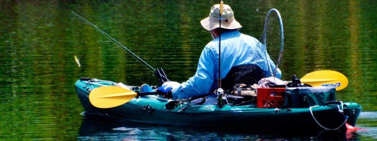 kayak de pesca precio