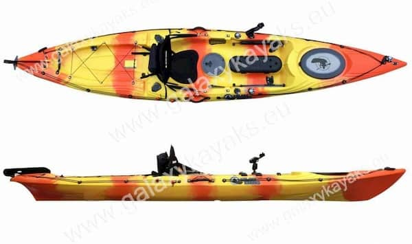 Galaxy Kayak alboran