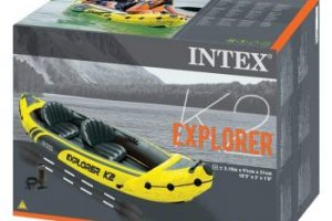 Intex Explorer K2 kayak hinchable