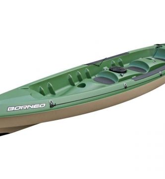 Kayak Borneo Bic Sport Fishing barato